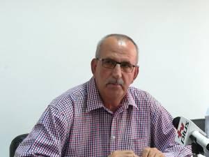 Haralampie Dutu, directorul executiv al Direcției pentru Agricultură Județeană (DAJ) Suceava