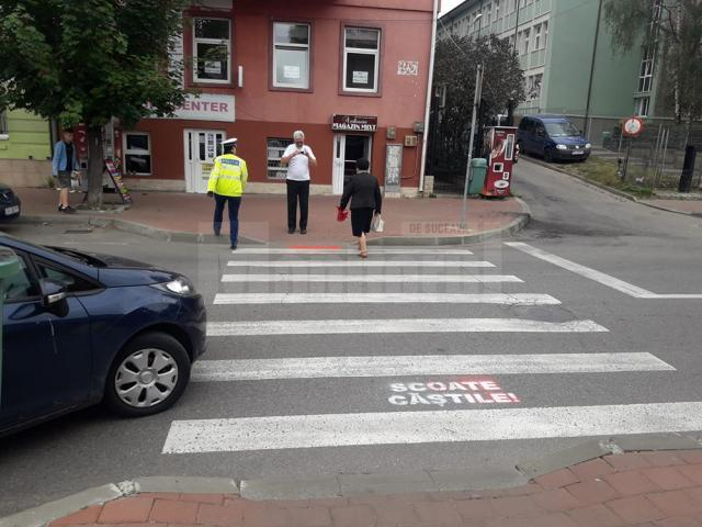 """Mesaje preventive pentru elevii CN """"Petru Rareș"""""""