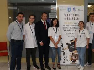 Delegația Sucevei la cea de-a 80-a ediție a Festivalului Mondial al Uniunii Internaționale a Cinematografiei de Amatori (UNICA)