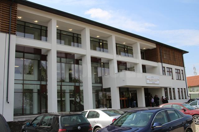 Noul sediu al Seminarului Teologic Liceal Mitropolitul Dosoftei, inaugurat la început de an școlar