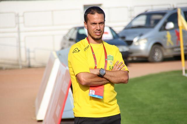 Antrenorul Selim Benachour are de ce să fie îngândurat înaintea partidei de la Dorohoi