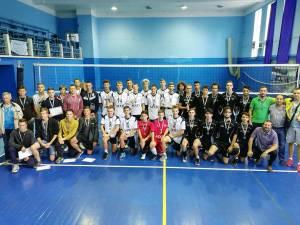 Echipele medaliate în acest an la Memorialul Eduard Gazda la volei