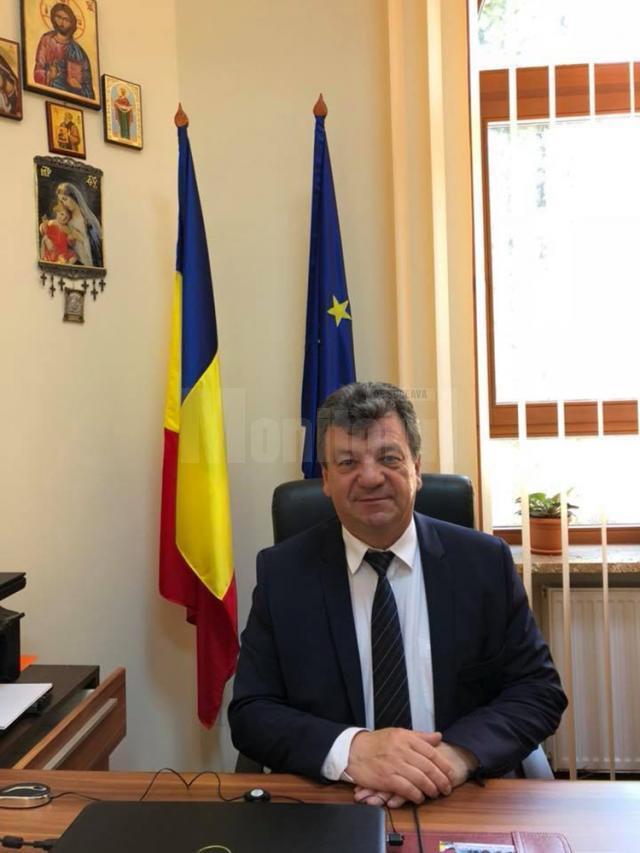 Senatorul PSD de Suceava Virginel Iordache
