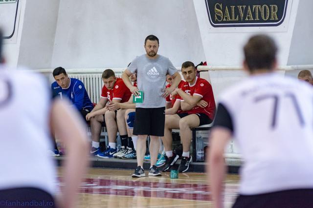 Antrenorul Răzvan Bernicu îşi doreşte şi-n acest sezon să ajungă cât mai sus cu echipa de juniori I