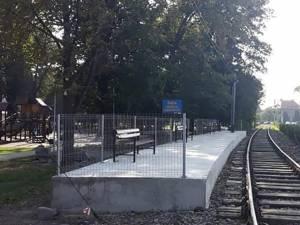 Halta Rădăuţi Gara Mică se deschide începând cu ziua de luni, 17 septembrie