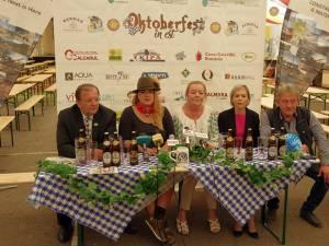 Organizatorii și partenerii îi invită pe suceveni să participe în număr cât mai mare la Oktoberfest în Est