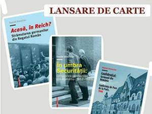 Destinul comunității germane din România, în trei lucrări semnate de prof. dr. Daniel Hrenciuc