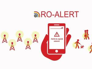 """Sistemul de avertizare """"RO-ALERT"""" va fi testat şi în judeţul Suceava începând de joi"""