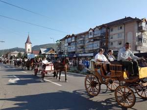 Impresionanta paradă a Oktoberfest în Est