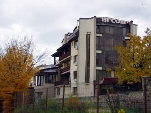 Pensiunea BiCom din cartierul Zamca