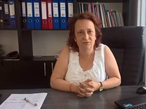 Directorul Direcției de Sănătate Publică (DSP) Suceava, dr. Cătălina Zorescu