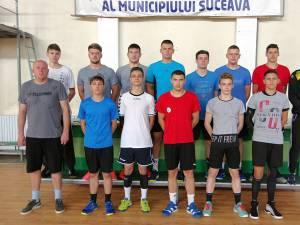 Echipa secundă a Universităţii Suceava, pregătită de Ion Tcaciuc, îşi începe aventura în divizia secundă