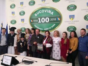 Gheorghe Flutur alături de reprezentanţii destinaţiilor EDEN din România