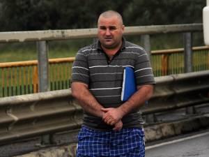 Dumitru Grămadă, şoferul vinovat, a fost condamnat la 3 ani de închisoare cu suspendare sub supraveghere