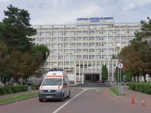 """Spitalul de Urgenţă """"Sfântul Ioan cel Nou"""" Suceava"""