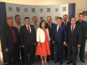 Poliţiştii aleşi în Consiliul Departamentului din IGPR