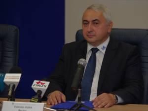 Rectorul USV, Valentin Popa, a demisionat de la conducerea Ministerului Educației