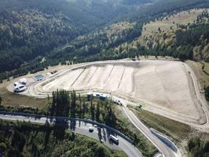 Depozitul de deşeuri de pe Mestecăniş a fost recepţionat vineri, 28 septembrie 2018