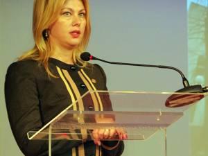 Maricela Cobuz a participat la deschiderea anului universitar la USV