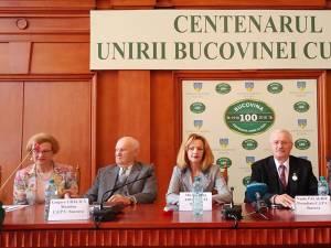 Ziua Internaţională a Persoanelor Vârstnice a fost celebrată, ieri, la Suceava, de Consiliul Judeţean al Persoanelor Vârstnice, în sala de festivităţi a Palatului Administrativ