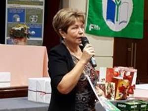 Insp. școlar Tatiana Vântur a primit diplomă de excelență
