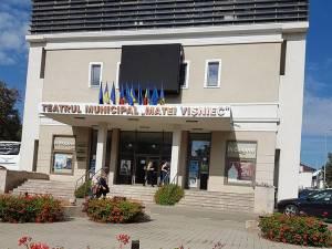 """Teatrul """"Matei Vişniec"""" Suceava"""