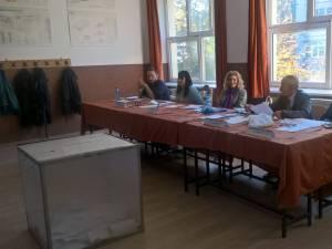 Sectia de votare nr.7 din municipiul Suceava