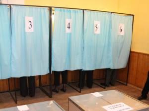 Preşedintele unei secţii de votare din judeţ s-a retras cu două ore înainte de încheierea votului