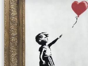 """""""Fată cu balon"""""""