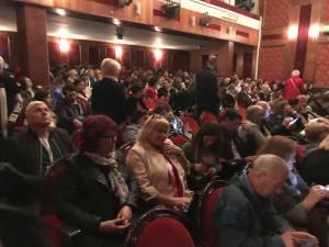 Spectacolele teatrului sucevean au deschis Festivalul Internațional de Teatru de la Chișinău