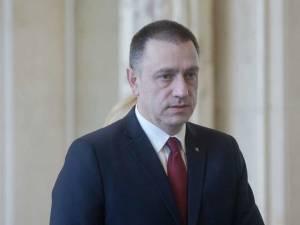 Ministrul Apărării, Mihai Fifor. Foto: ziare.com