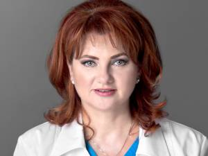 Dr. Cristina David, medic primar oftalmolog la Clinica Oftalmologică Novaoptic