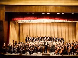 """""""Simfonii în Câmpulung"""", ediția a III-a"""
