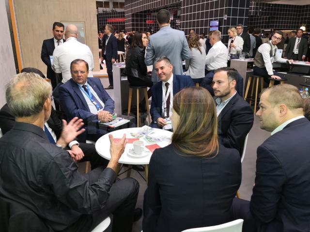 Flutur anunţă că investitori din mai multe țări europene sunt interesați de oportunităţile de afaceri din județ
