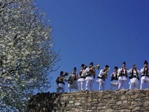 Festivalul – concurs național al fanfarelor țărănești, ediția a XII-a