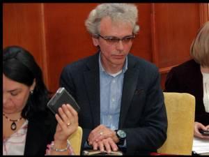 Radu Avădănei, director al Direcţiei de Drumuri Judeţene