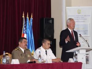 Ambasadorul SUA la București, Hans Klemm. Foto: Laurențiu Sbiera
