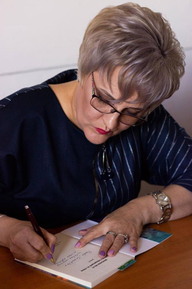 Poeta Mariana Bilic