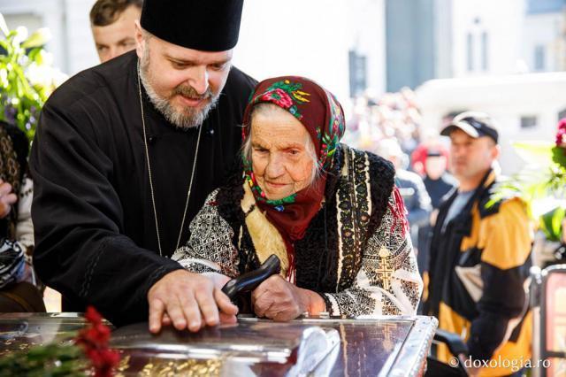 Dora Gheaață. Foto: Doxologia.ro