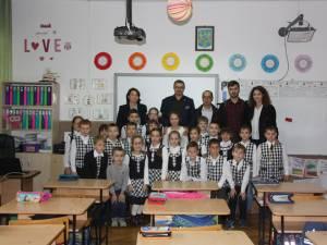 În săptămâna 8-14 octombrie 2018, Școala Gimnazială Nr. 4 Suceava a marcat Săptămâna Ariilor Protejate