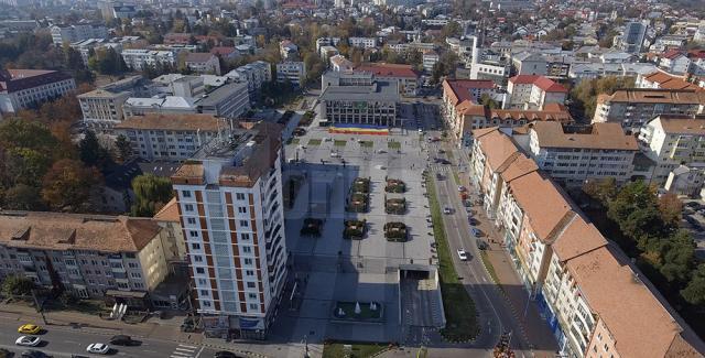 Majoritatea evenimentelor dedicate Centenarului se vor desfăşura în zona centrală a municipiului Suceava, pe esplanada din faţa Casei de Cultură