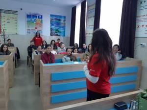 """Programul """"Alegeri Sănătoase"""", desfăşurat la Cajvana"""
