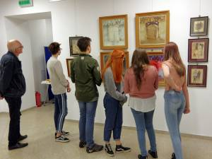 Expoziţia poate fi admirată, în perioada 23 octombrie - 23 noiembrie, la Muzeul de Istorie
