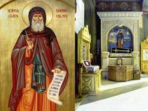 Viaţa Sfântului Cuvios Dimitrie cel Nou, Ocrotitorul Bucureștilor, ale cărui moaște sunt la Patriarhia Română
