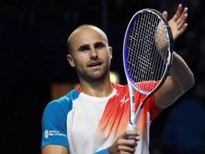 Marius Copil a fost învins de Roger Federer în finala de la Basel