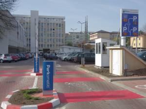 """Noile reguli de parcare la Spitalul de Urgență """"Sfântul Ioan cel Nou"""" din Suceava"""