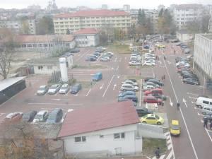 Parcare Spitalul de Urgenţă Suceava, 1 noiembrie