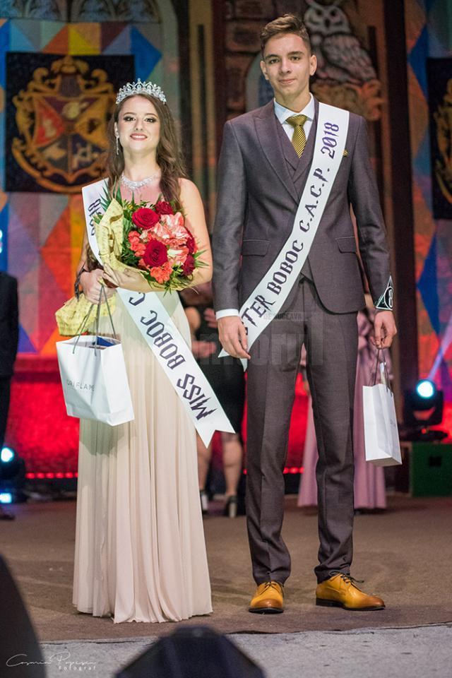 Miss Boboc 2018 a fost aleasă Elena Buhă şi Mister Boboc 2018  a fost desemnat Matei Gălăţanu