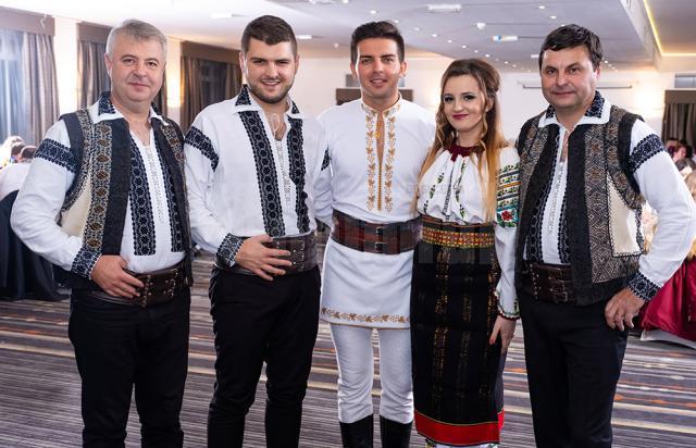 Taraful Florin Mucea și Grigore Gherman