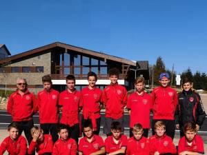 Junior Câmpulung Moldovenesc s-a impus în Liga Elitelor